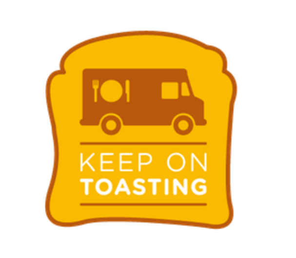 Logo Keep on toasting